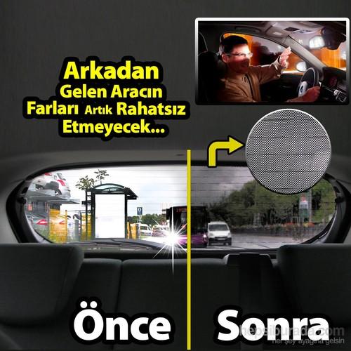 Citroen C3 Arka Cam Perdesi 2006-2010