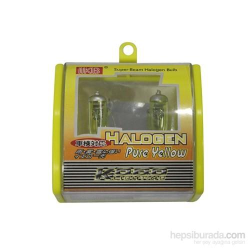 Space Halojen Ampul H4-100 W Sarı 12V