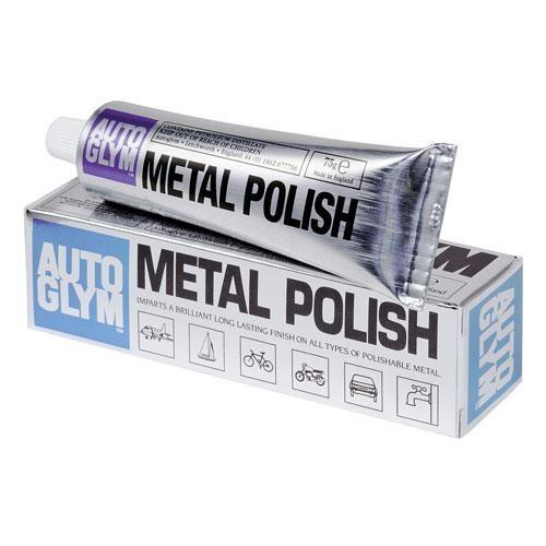 AutoGlym Metal Kromaj Parlatıcı MP 55ml 11143