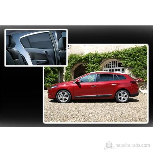 Nissan Navara 2006-2011 Lüks Takmatik Perde (3 Parça)