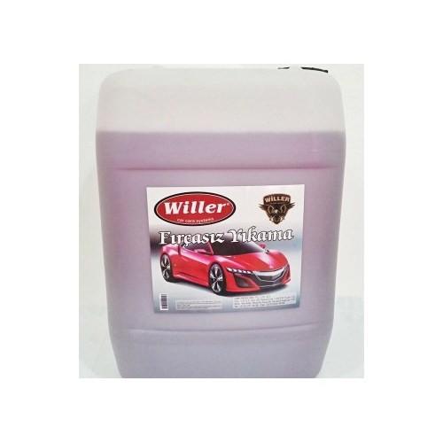 Willer fırçasız yıkama şampuanı 25 litre (MOR KÖPÜK)