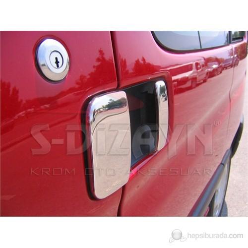 S-Dizayn Peugeot Partner Kapı Kolu 5 Kapı P.Çelik (2004-2008)