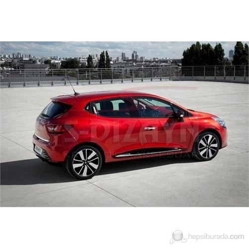 S-Dizayn Renault Clio-4 Kapı Kolu 4 Kapı P.Çelik (2012>)