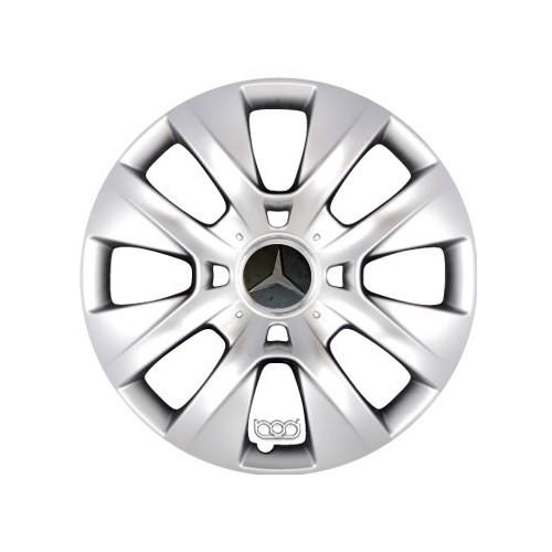 Bod Mercedes 15 İnç Jant Kapak Seti 4 Lü 534