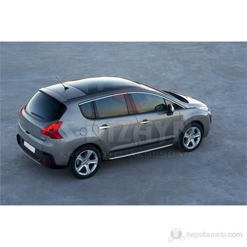 S-Dizayn Peugeot 3008 Kapı Kolu 4 Kapı P.Çelik (2010>)