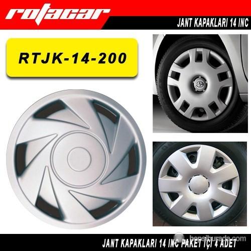 14 INC Jant Kapağı RTJK14200
