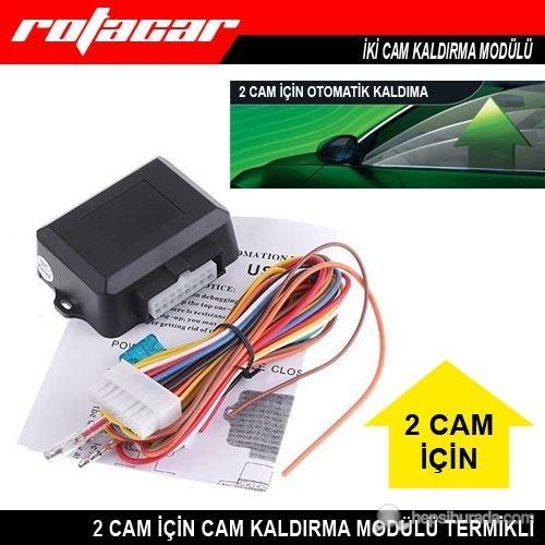 Rotacar Tam Otomatik Cam Kaldırma Modülü 2 Cam