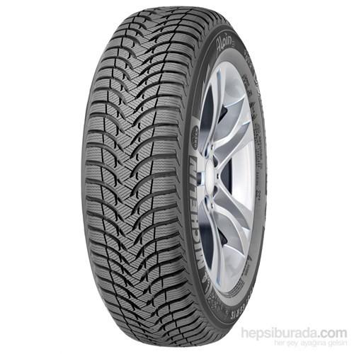 Michelin 185/60R14 82T Alpin A4 GRNX Kış Lastiği