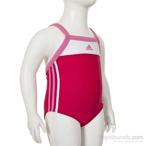 Adidas Z29633 Aw 3Sa Inf 1Pc Çocuk Yüzücü Mayosu