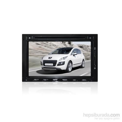 Navimate Peugeot 3008 Multimedia Ve Navigasyon Sistemi ( Geri Görüş Kameralı )