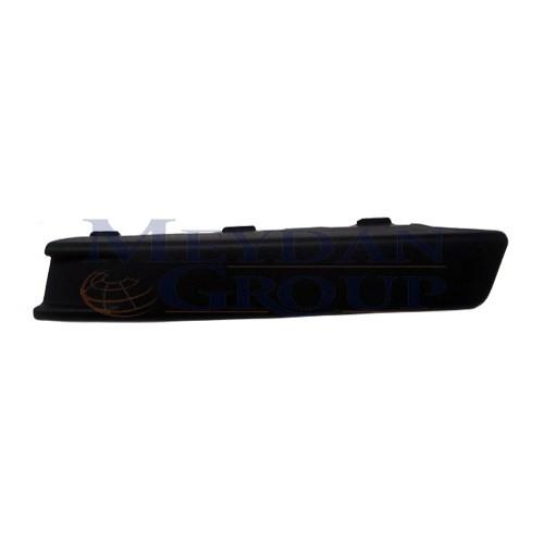 Volkswagen Passat- B5- 05/10 Ön Tampon Bandı Sol Siyah