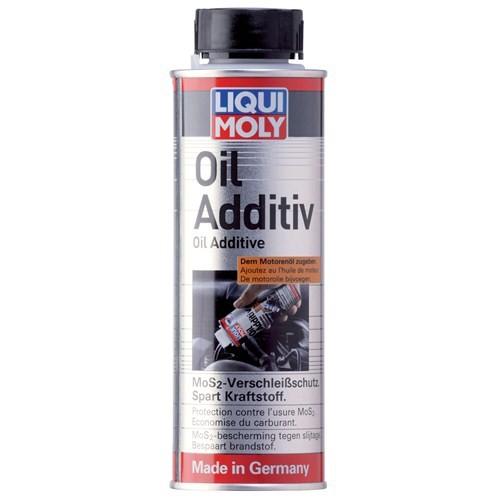 LIQUI MOLY MOS2'li Yağ Katkısı 200 ml