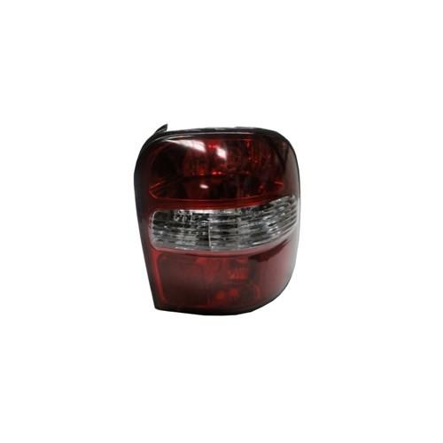 Kıa Sportage- 99/02 Stop Lambası L Beyaz/Kırmızı Şeffaf Camlı (F