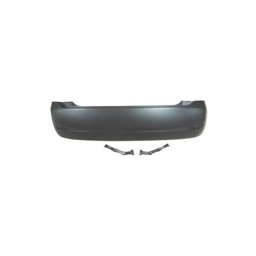 Ford Fıesta- 02/05 Arka Tampon Siyah Reflektör Delikli (Bağlantı