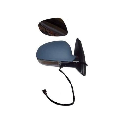 Volkswagen Jetta- 5- 06/10 Kapı Aynası Sağ Elektrikli Isıtmalı/S