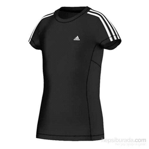 Adidas Yg Ct C Tee Black/Wht Çocuk