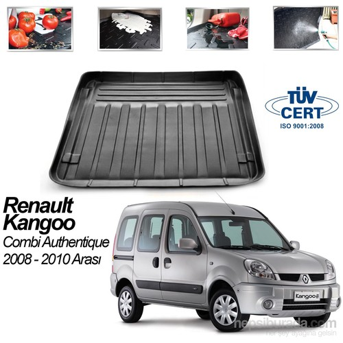 Renault Kangoo Authentique Bagaj Havuzu