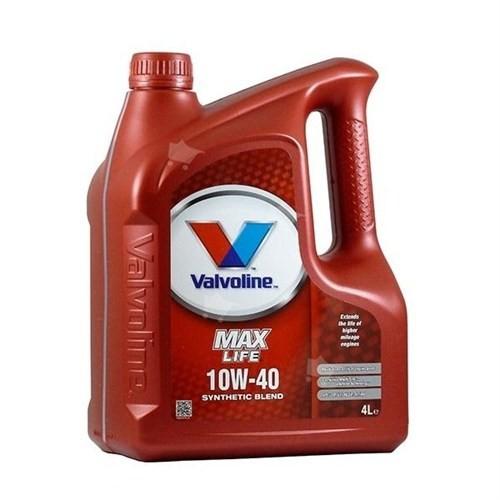 Valvoline Maxlife 10W40 4 Litre