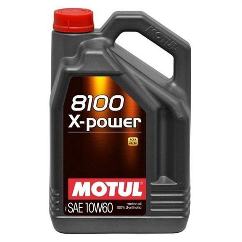 Motul 8100 X-Power 10W-60 4 Litre