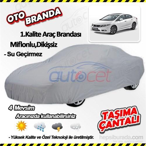 Autocet Honda Civic Araca Özel Oto Brandası (Miflonlu, Dikişsiz) 4011A