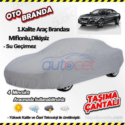 Autocet Bmw 2 Serisi Araca Özel Oto Brandası (Miflonlu, Dikişsiz) 3936A
