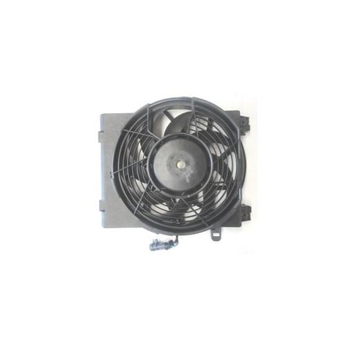 Opel Combo- 02/12 Klima Fan Davlumbazı Komple 1.4-1.6-1.8Cc (8Ka