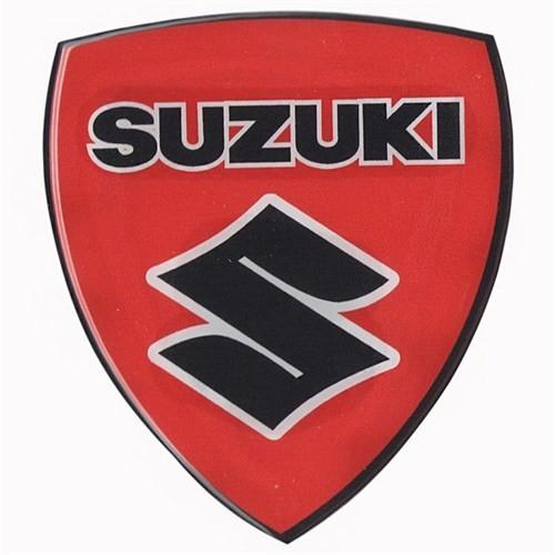 Tex 650 Xrace Suzuki Kırmızı Damla Silikon Çıkartma