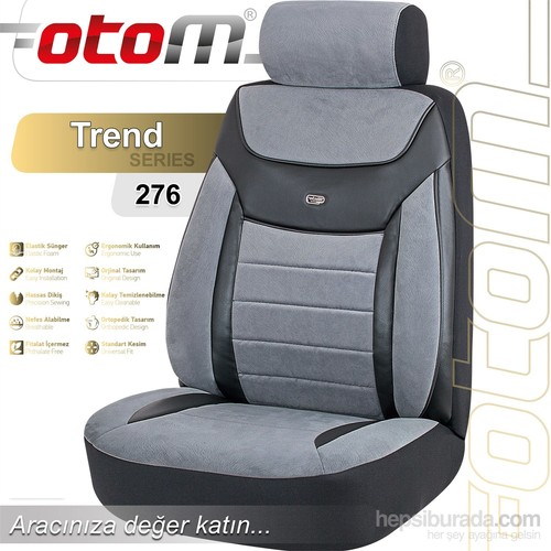 Otom Trend Standart Oto Koltuk Kılıfı Tnd-276