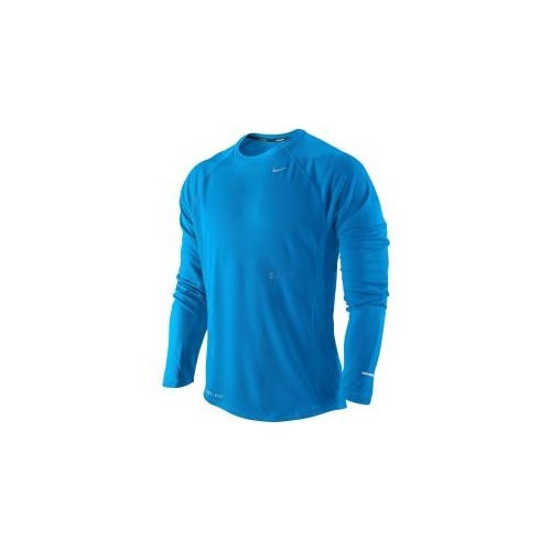 Nike Miler Ls Uv (Team)