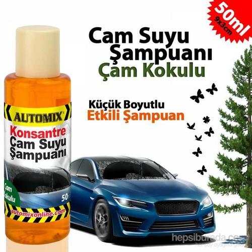 Automix Cam Suyu Şampuanı Çam Kokulu 50M