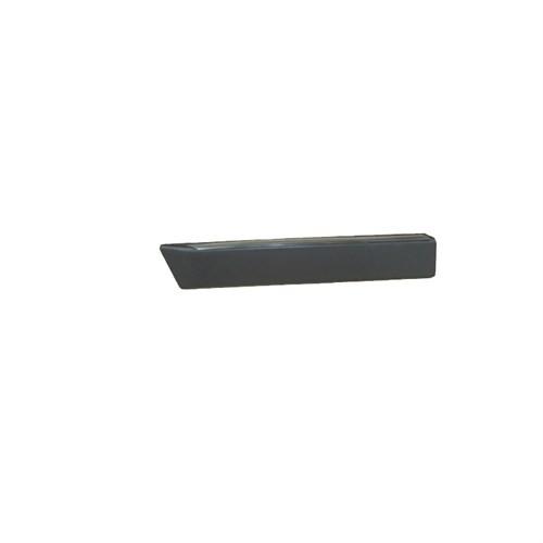 Bmw 5 Serı- E39- 95/00 Ön Çamurluk Bandı Sol Siyah/Nikelaj Kapla