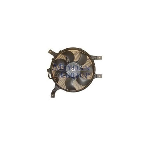 Nıssan Pıck Up- D22- 97/02 Klima Fan Davlumbazı Komple Plastik