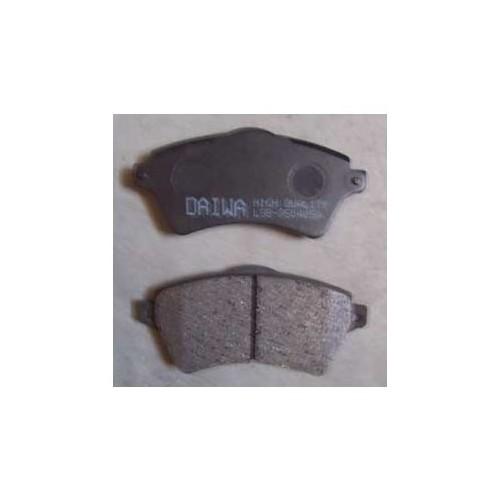 Landrover Dıscovery- 90/98 Ön Fren Balatası (10Lu)(Disk) (131,7X