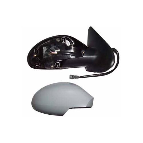 Seat Leon- 99/05 Kapı Aynası Sağ Elektrikli/Isıtmalı 5Fişli