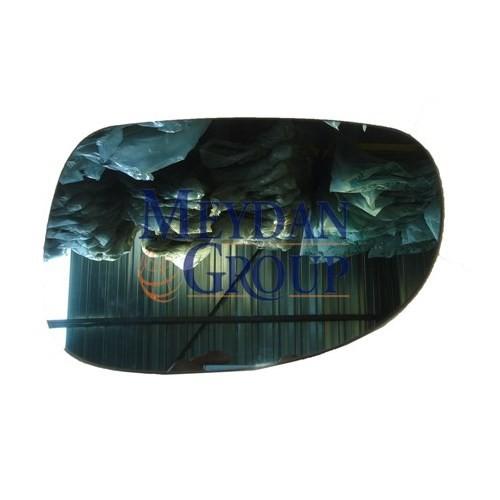 Peugeot 406- 95/99 Ayna Camı Sol Isıtmalı