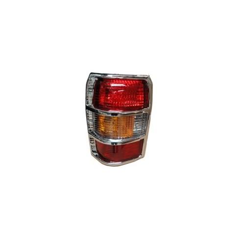 Mitsubishi Pajero- 98/00 Stop Lambası L Kırmızı/Beyaz/Kırmızı (N
