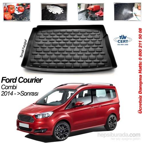 Ford Courier Bagaj Havuzu 2014