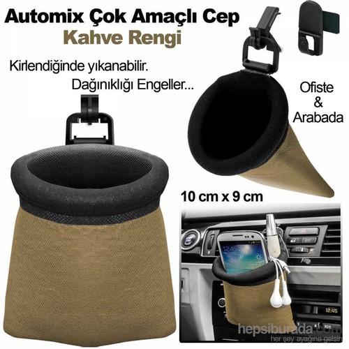 Automix Çok Amaçlı Kese Kahverengi