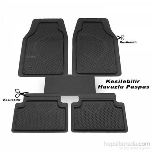 Havuzlu Paspas Siyah Seat Cordoba
