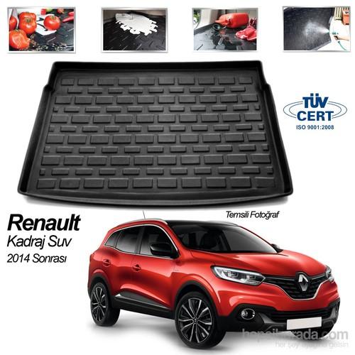 Renault Kadjar Bagaj Havuzu 2014 Sonrası