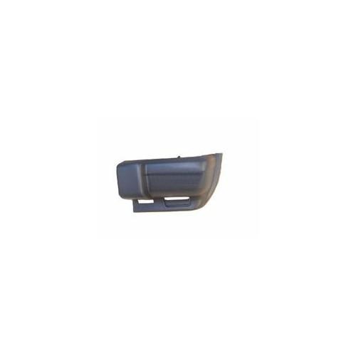 Jeep Cherokee- 97/01 Ön Tampon Ucu Sol Astarlı Siyah