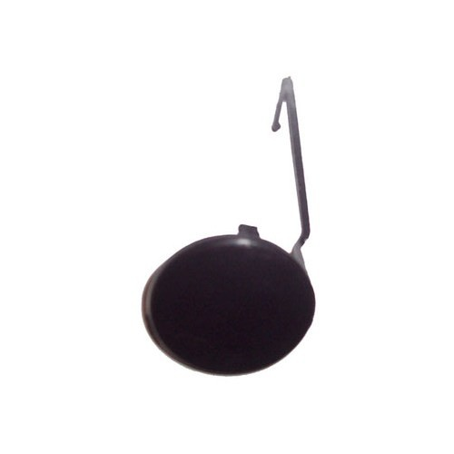 Cıtroen C2- 04/09 Ön Tampon Çeki Demiri Kapağı Siyah