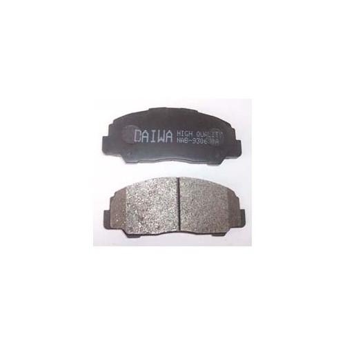 Daıhatsu Feroza- 92/94 Ön Fren Balatası (Disk) (127,8X49x14) (Da