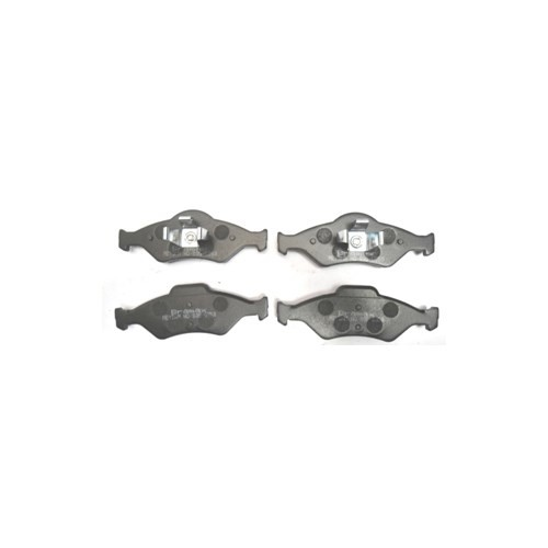 Ford Fıesta- 96/99 Ön Fren Balatası (Disk) (149,9X54x17,5/151,4X