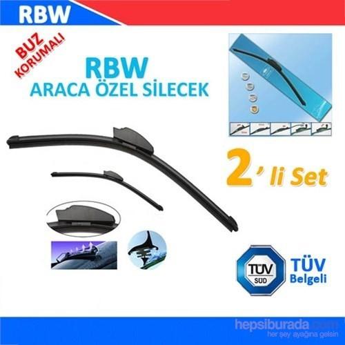 RBW FIAT DOBLO 2010 > Sonrası Araca Özel Silecek Süpürgesi (SAĞ/SOL )( 2'li Set )