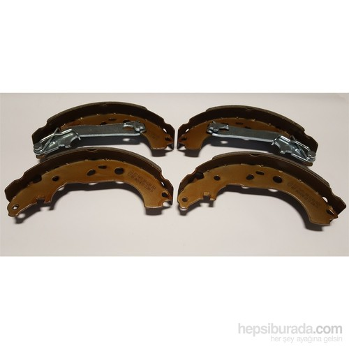 Cıtroen Nemo - Fiat Doblo 1,9-1,3 Arka Fren Balatası 4241.N8