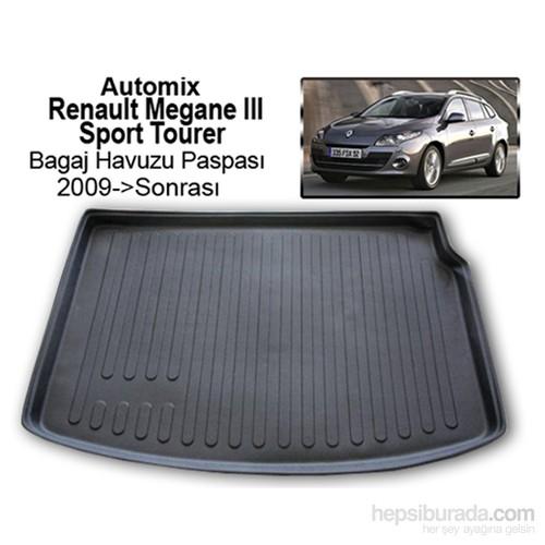 Renault Megane 3 Tourer Bagaj Havuzu