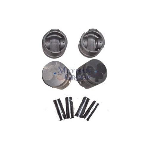 Nıssan Pıck Up- D21- 89/97 Piston 0.50 Çelik 2.5Cc