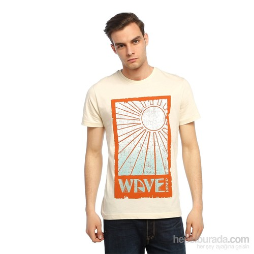 Sportive Supwave Erkek T-Shirt