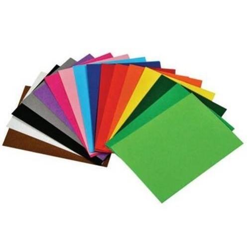 Ticon Fon Kartonu Karışık Renk 50 X 70 100'Lü